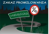 """Czytaj więcej: Kampania """"No promil- no problem"""" na zakliczyńskim rynku"""