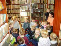 Czytaj więcej: Przedszkolaki z Lusławic z wizytą w BIbliotece