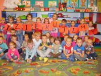 Czytaj więcej: Wdzięczne przedszkolaki....