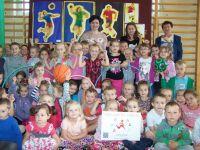 """Czytaj więcej: Przedszkole w Paleśnicy - """" Przedszkolem w Ruchu""""."""