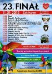 Czytaj więcej: Kalendarz imprez w Gminie Zakliczyn na rok 2015