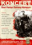 Czytaj więcej: Narodowy Dzień Pamięci Żołnierzy Wyklętych w Zakliczynie