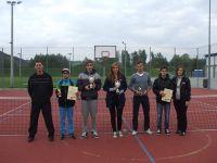 Czytaj więcej: Sylwia Nawalaniec i Krystian Kuzak triumfują w I Turnieju Tenisa Ziemnego o Puchar Burmistrza...