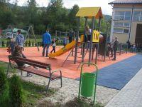 Czytaj więcej: Radosny plac zabaw w Paleśnicy