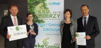 Czytaj więcej: ZSPiG w Zakliczynie wyróżniony w konkursie eko.LIDERZY 2014