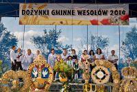 Czytaj więcej: Dożynki 2014 w obiektywie Stanisława Kusiaka